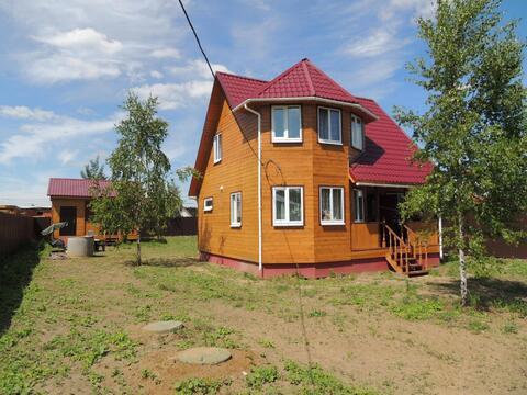 Отличный дом для ПМЖ в пос. Юрово - Фото 3