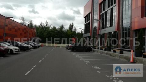 Аренда офиса 1040 м2 м. Калужская в бизнес-центре класса А в Коньково - Фото 1