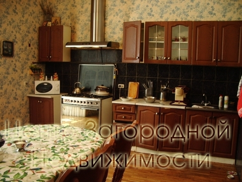 Дом, Ярославское ш, 7 км от МКАД, Мытищи. 3-х этажный коттедж площадью . - Фото 1