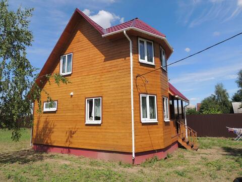 Отличный дом для ПМЖ в пос. Юрово - Фото 4
