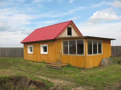 Продам недостроенный дом 100 кв.м. в с. Мальцево, 32 км от Тюмени - Фото 4