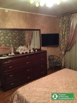 Трех комнатная квартира в отличном состоянии - Фото 1