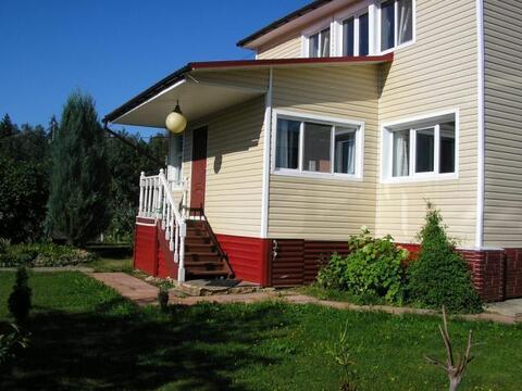 Продается 2х этажная дача 145 кв.м. на участке 6 соток - Фото 2