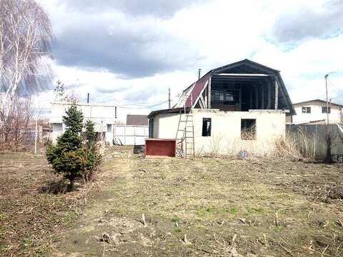 Продам не достроенный дом S-130 кв - Фото 1