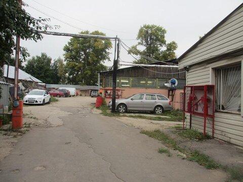 Сдам производственно-складскую базу на 0,63га в Зеленограде - Фото 1
