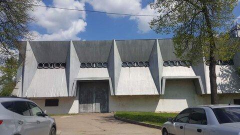Производство в аренду 1400 кв.м, м.Молодежная - Фото 1