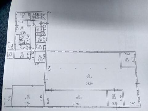 Продается участок 51,69сот с теплым зданием 3007м2, Ломоносовский р-н - Фото 4