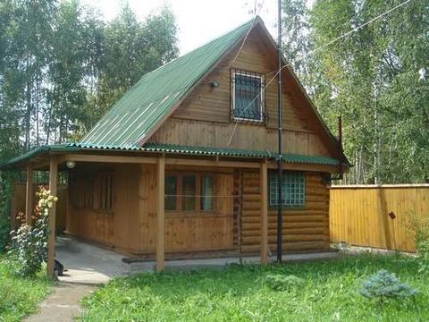 Дача в заповеднике Козлово Конаковского района - Фото 1