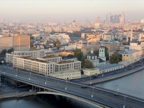 Продажа офиса, м. Новокузнецкая, Ул. Садовническая - Фото 4