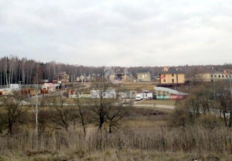 Каширское шоссе, 22 км от МКАД, деревня Зиновкино. Участок 10 соток в - Фото 1