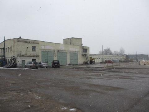Теплый производственно- складской комплекс 5 600 кв.м на 2,6 Га - Фото 5