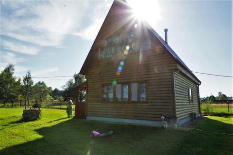 Дом в деревне 99кв.м на участке 17 сот. № Э-1824. - Фото 4