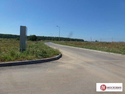 Участок 14.53 соток около озера. 30 км от МКАД. Прописка Москва. - Фото 4