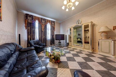 Сдам посуточно шикарную трехкомнатную квартиру на Невском проспекте - Фото 1