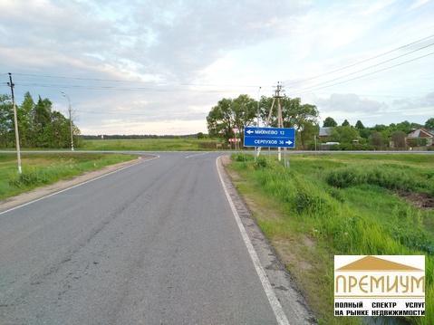 Участок 14 соток в д. Гридюкино 80 км от МКАД по м4 или Симферопольке - Фото 4