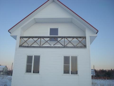 Продажа дом-дачи в д.Рамцы (Кп Рамецккое) 68 км от Спб - Фото 2