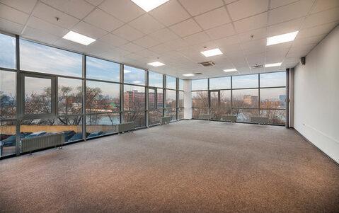 Аренда офиса с отделкой 83,2 кв.м. метро Автозаводская - Фото 1