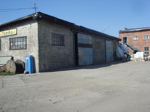 Продается производственная база в г. Иркутск, ул. Воровского - Фото 2