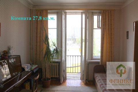 2ккв Скобелевский проспект, 4, сталинка - Фото 4