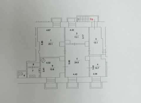Право выкупа на помещение по адресу ул. Доватора, д.12 - Фото 1