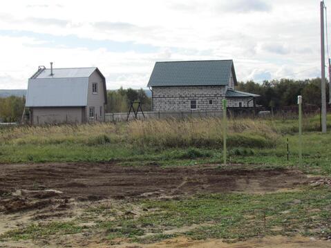 Продается земельный участок в с. Акатьево Коломенского района - Фото 3