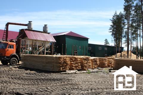 Деревообрабатывающий комбинат, г. Нея, Костромская область,14 663 м.кв - Фото 5