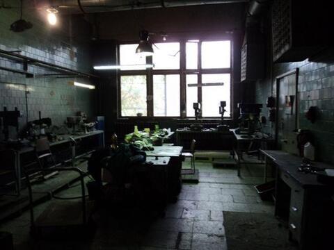 Продам производственное помещение 4346 кв.м, м. Московская - Фото 4