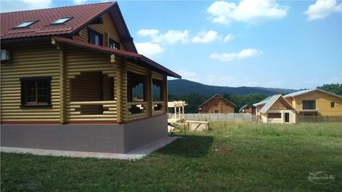 Дом на заповедной территории в с. Краснолесье - Фото 1