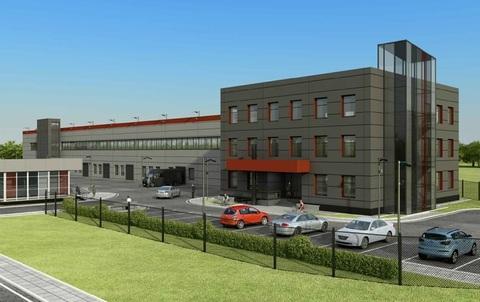 Проект офисно-складского комплекса 6100 кв.м. - Фото 2