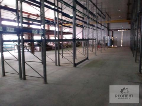 Сдается складское помещение 837 кв.м