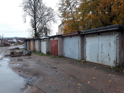 Продажа гаража в Выборге - Фото 1