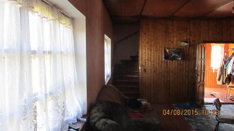 Кирпичный дом с гаражом, Прописка, д. Жабрево - Фото 4