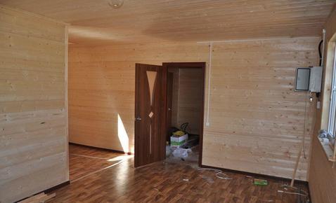 Дом 80 кв.м. на участке 13 соток в ДНТ Полесье. д.Финеево. - Фото 4