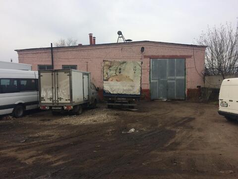 Продам производственный корпус 820 кв.м. - Фото 1