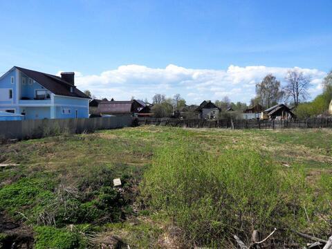 Земельный участок район Октябрь в г. Кохма Ивановской области. - Фото 5