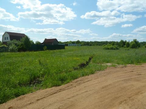 Участок в деревне 5 соток в 45 км. от МКАД. - Фото 2