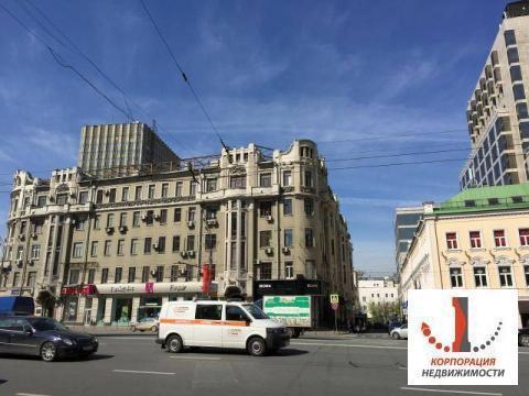 Офис 238 кв. м, 2-й Смоленский пер, д. 1/4 - Фото 1