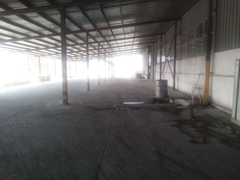 Холодный склад с крытыми рампами площадью 5266 кв.м. в Новороссийске. - Фото 4