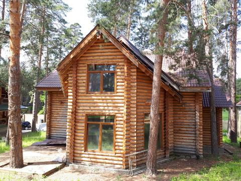 Срубовой дом в сосновом лесу! - Фото 5