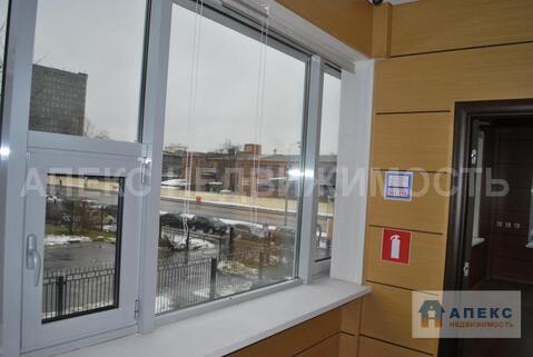 Аренда офиса 580 м2 м. Преображенская площадь в бизнес-центре класса В . - Фото 4