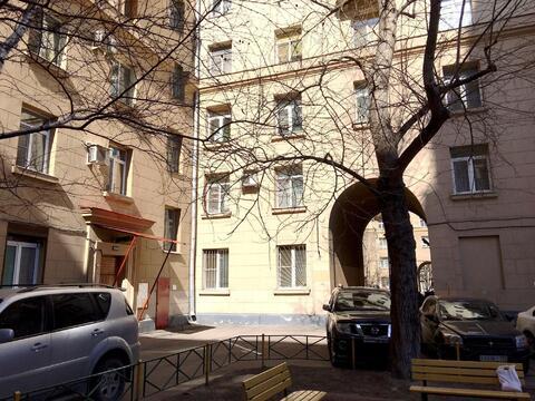 Светлая 2х комнатная квартира на Бережковской наб, д. 12 - Фото 2