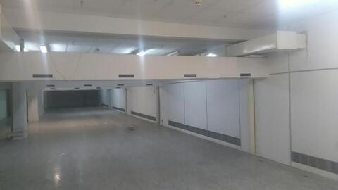 Холодный склад в подвале пандус и грузовой лифт - Фото 3