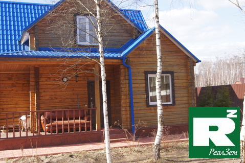 Продаётся дом 85 кв.м, участок 6 соток, в Ворсино - Фото 2