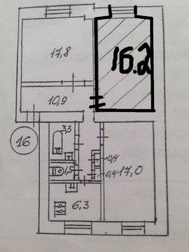 Комната в ценре на б.морской - Фото 1