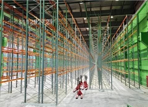 Под склад, отапл, выс.: 12 м, стеллажи, логист. услуги, на огорож. ох - Фото 3