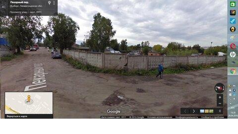 Земельный участок промышленного назначения г .Выборг - Фото 1