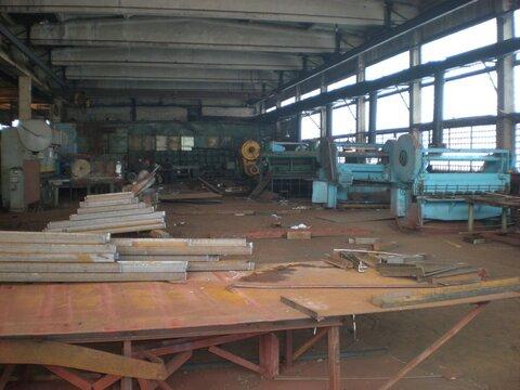 Продается производственно-складской комплекс 7500 кв.м на 3.5 га. - Фото 1
