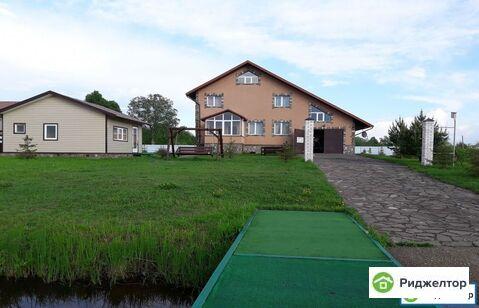 Аренда дома посуточно, Окатово, Калязинский район - Фото 1