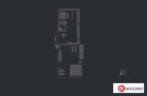 Потрясающая 2-к.кв. с террасой, 82 кв.м. в ЦАО Москвы. - Фото 2
