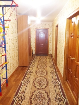 3-х комнатная квартира в центре, 83м2. Этаж: 2/10 панельного дома. - Фото 5